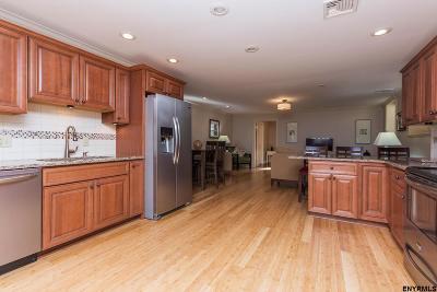 Glens Falls Single Family Home For Sale: 93-102 Maple St