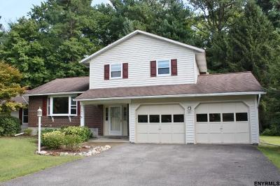 Guilderland Single Family Home Price Change: 183 Benjamin St