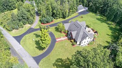 Saratoga County Single Family Home For Sale: 11 Lazur Rd