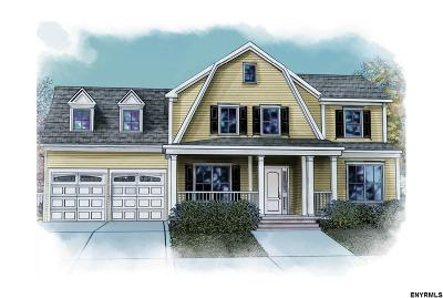 Saratoga County, Warren County Single Family Home For Sale: Lot 28 Edie Rd