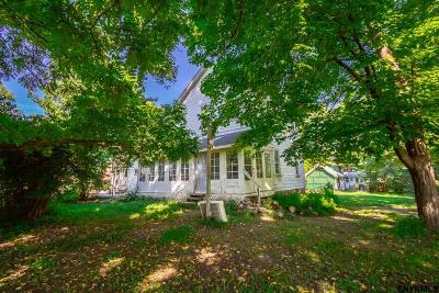 Saratoga County Single Family Home For Sale: 501 Union Av