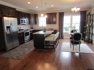 Cohoes Single Family Home For Sale: 8102 Admirals Walk Dr