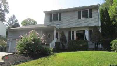 Rotterdam Single Family Home For Sale: 98 Putnam Rd