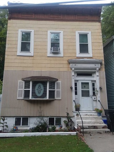 Troy Single Family Home For Sale: 67 Spring Av