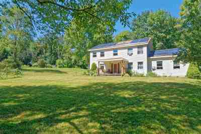 Rensselaer County Single Family Home For Sale: 377 Bunker Hill Rd