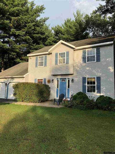 Queensbury, Fort Ann Single Family Home For Sale: 70 Peachtree La