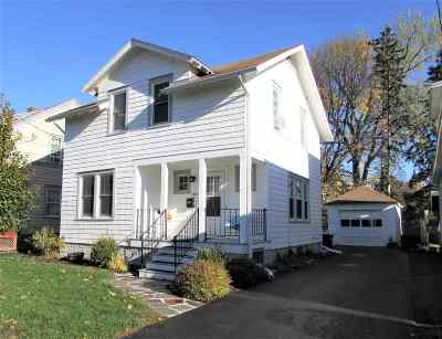Scotia Single Family Home For Sale: 138 Sanders Av