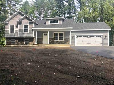 South Glens Falls Single Family Home For Sale: 459c Gansevoort Rd