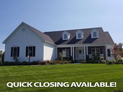 Bethlehem Single Family Home For Sale: 25 Trotter Circle