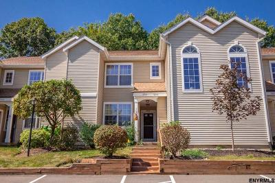 Clifton Park Single Family Home For Sale: 5207 Forest Pointe Dr