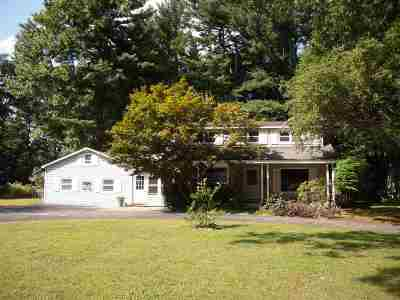 Glenville Single Family Home For Sale: 137 Pashley Rd
