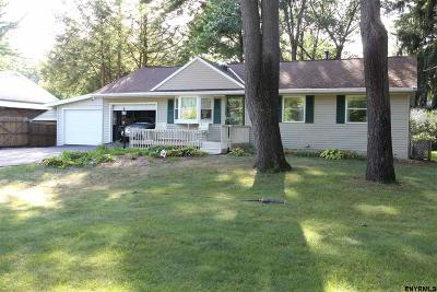 Saratoga Springs Single Family Home For Sale: 9 Hathorn Blvd