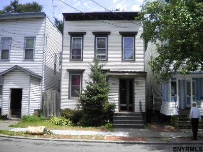 Albany Two Family Home Active-Under Contract: 599 3rd St