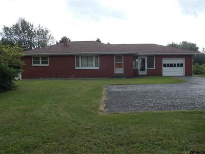 Halfmoon Single Family Home For Sale: 434 Route 146