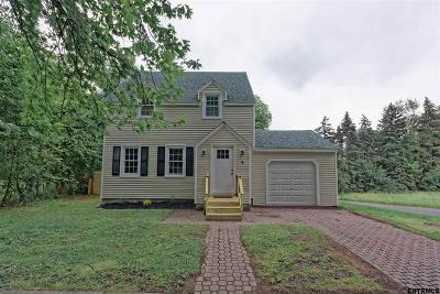 Menands Single Family Home For Sale: 9 Kingston St
