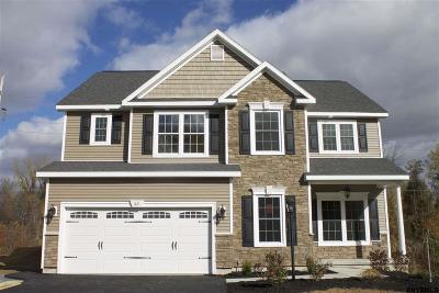 Bethlehem Single Family Home For Sale: Lot 42 Jessica La