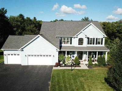 Halfmoon Single Family Home For Sale: 19 Green Fields Dr