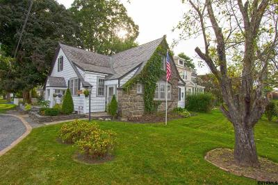 Albany County Single Family Home For Sale: 206 Whitehall Rd