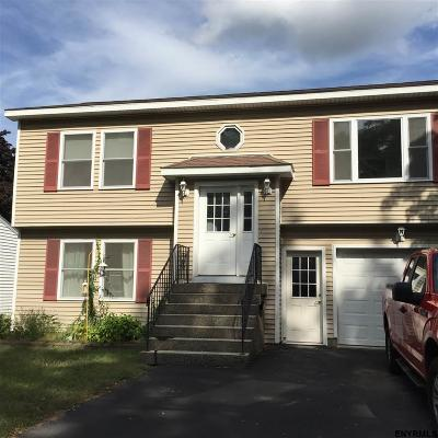 Schenectady Single Family Home For Sale: 363 Notre Dame St