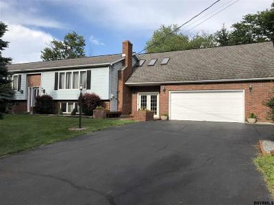 North Greenbush Single Family Home For Sale: 7 Van Leuven Dr South