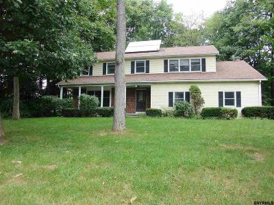 Clifton Park Single Family Home For Sale: 34 Longwood Dr