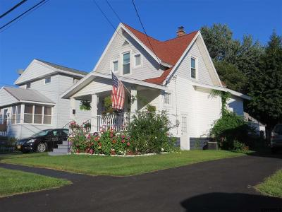 Schenectady Single Family Home For Sale: 26 Clayton St