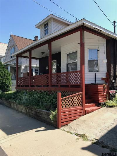 Schenectady Single Family Home For Sale: 50 Western Pkwy