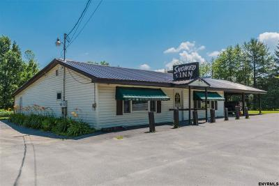 Broadalbin Commercial For Sale: 375 Midline Rd
