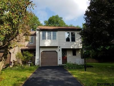Clifton Park Single Family Home For Sale: 23 Westchester Ct