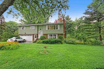 Duanesburg Single Family Home For Sale: 7893 Mariaville Rd