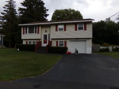 Schenectady Single Family Home For Sale: 216 Willow Creek Av