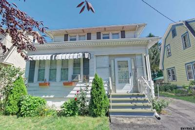 Albany Single Family Home For Sale: 165 Whitehall Rd