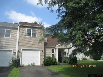 Cohoes Single Family Home For Sale: 5 Cindy Way