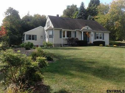 Rensselaer County Single Family Home For Sale: 4231 Ny 150