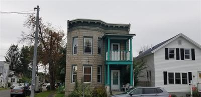 Cohoes Multi Family Home For Sale: 202 Columbia St
