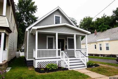 Schenectady Single Family Home For Sale: 2329 Fairlee St
