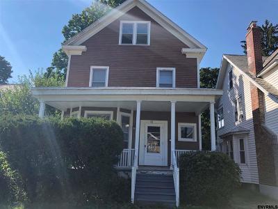 Albany NY Single Family Home For Sale: $189,900