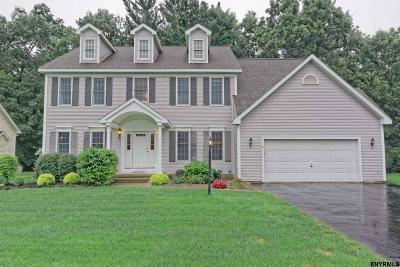 Clifton Park Single Family Home For Sale: 6 Cathywood Ct
