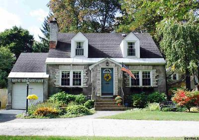 Niskayuna Single Family Home Price Change: 2031 Regent St