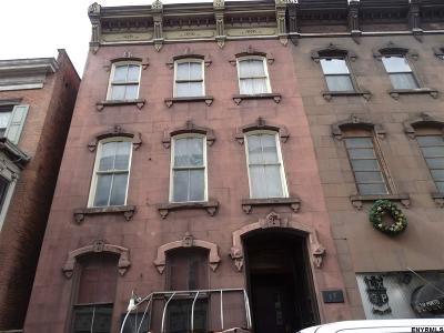 Troy Multi Family Home For Sale: 87 Fourth St
