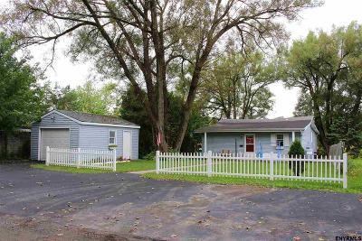 Duanesburg Single Family Home Price Change: 120 Lake Av