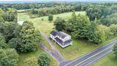 Mechanicville, Stillwater Single Family Home For Sale: 497 County Route 75