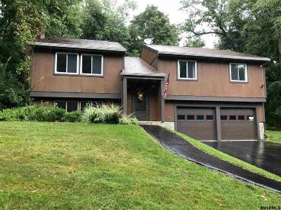 Amsterdam NY Single Family Home For Sale: $124,500
