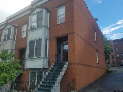 Albany NY Single Family Home New: $125,000