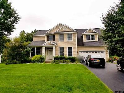 Clifton Park Single Family Home For Sale: 18 Sterling Heights Dr