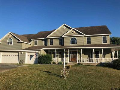 Rensselaer County Single Family Home For Sale: 200 N North Pole Rd