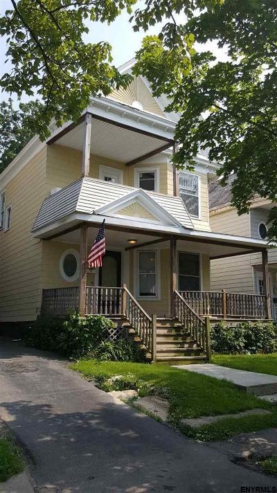 Schenectady Rental For Rent: 136 Park Place