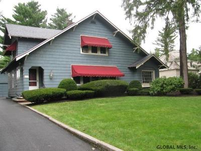 Gloversville Single Family Home For Sale: 155 Prospect Av