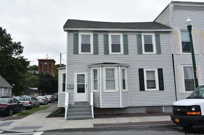 Troy Two Family Home For Sale: 410 Second St