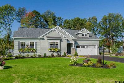 Saratoga County Single Family Home For Sale: 11 Conklin Ct